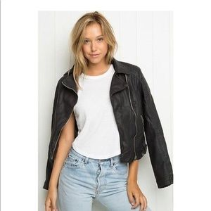 Brandy Melville Moto Jacket
